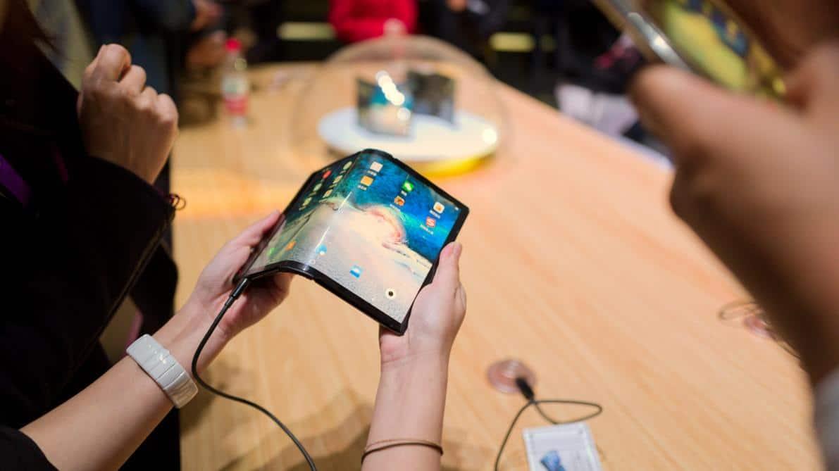 La demande des écrans flexibles sur le marché